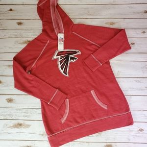🆕 NFL Atlanta Falcons  Sweatshirt Ladies Size L
